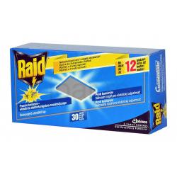Raid Szunyogirto30Raid Elektromos lapkás szúnyogirtó utántöltő 30db