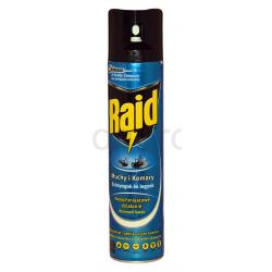 Raid szúnyog- és légyirtó aeroszol 400 ml