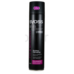 Syoss Fix & Smooth Ultra Erős Hajlakk 400ml