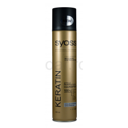 Syoss Keratin Style Perfection Hajlakk 300ml