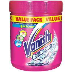 Vanish Oxy Action folteltávolító por 665g