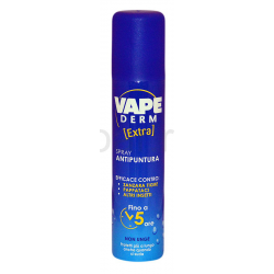 VAPE Derm Extra szúnyog és kullancsriasztó száraz aeroszol 100ml