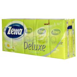 Zewa Deluxe Kamilla papír zsebkendő 100db