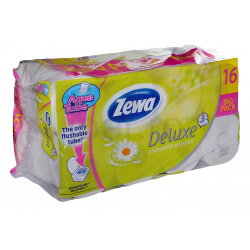 Zewa  Deluxe Toalettpapír