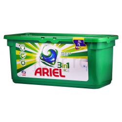 Ariel 3 in 1 Mountain Spring mosószerkapszula, 32 db