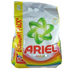 Ariel Color ultra kompakt mosópor  3.36 kg