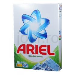 Ariel Mountain Spring mosópor  450 g