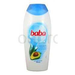 Baba Aloe Vera És Avokádó Tusfürdő 400ml