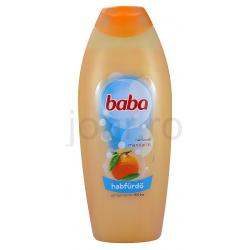 Baba Mandarin És Citromfű Tusfürdő 400ml