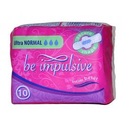 Be Impulsive Szárnyas normál betét 8 db-os