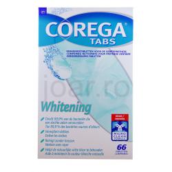 Corega Tabs Bio Formula műfogsortisztító tabletta 66 tablets