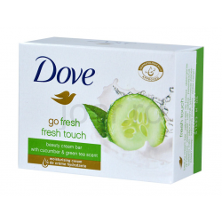Dove Go Fresh Touch szappan Greentea&cucumber  100 g