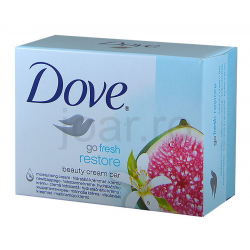 Dove Blue Fig & Orange Blossom krémszappan, 100 g