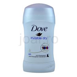 Dove Invisible Dry antiperspirant a fehér foltokra 48h (Anti-perspirant Deodorant) 40 ml