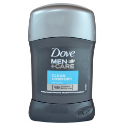 Dove Men+Care Clean Comfort Deo stick 50ml