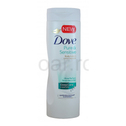 Dove testápoló Pure&Sensitive  250 ml