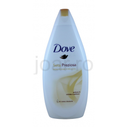 Dove Supreme Silk Habfürdő 250ml