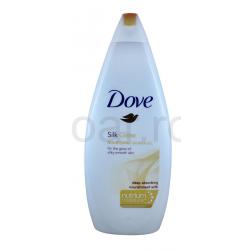 Dove Silk Glow Tusfürdő  250ml