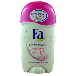 Fa izzadásgátló deostift Active Pearls Rose 50 ml