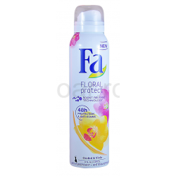 Fa Floral Protect Orchidea & Viola Deo spray 150ml