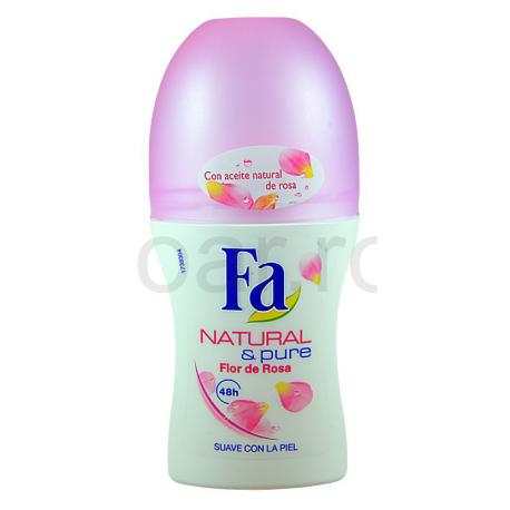 Fa golyós Flor&Rose dezodor 50ml