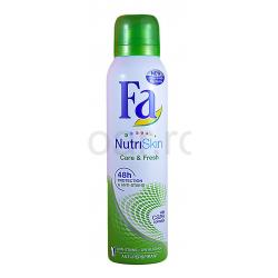 Fa NutriSkin Care&Fresh spray 150ml