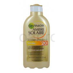Garnier Ambre Solaire Golden Protect Naptej SPF 20 - 200ml