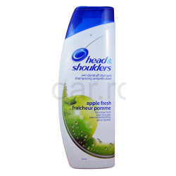 Head & Shoulders Apple Fresh sampon 400ml