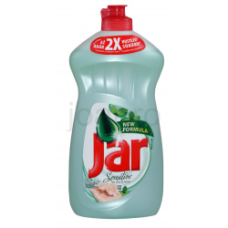 JAR Sensitive Tea tree&Mint,Mosogatószer,500 ml