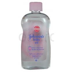 JOHNSON'S Baby olaj 300 ml