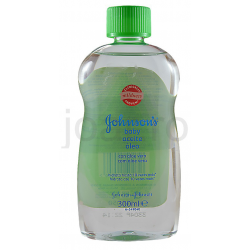 Johnsons Baby Aloe olaj 300ml