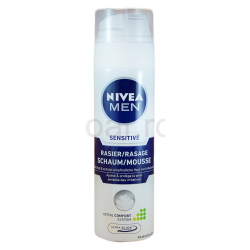 Nivea Men Sensitive borotvahab 200ml