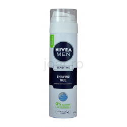 Nivea Men Sensitive borotvagél 200ml