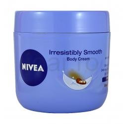 Nivea Smooth testápoló szuflé száraz bőrre (Body Souffle) 300 ml